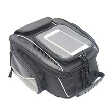 China Factory  Motorbike Tank Bag Waterproof Motorcycle Tank Bag with Strong Magnetic
