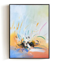 Wholesale Handmade Wall Art Painting Modern Home Decor Abstract On Canvas Oil painting Picture For Living Room