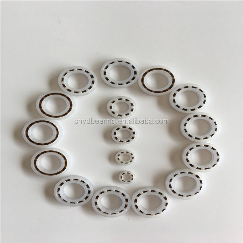 China POM plastic bearing 6000 6001 6002 6003 6004 6005 6006 6008 with high quality
