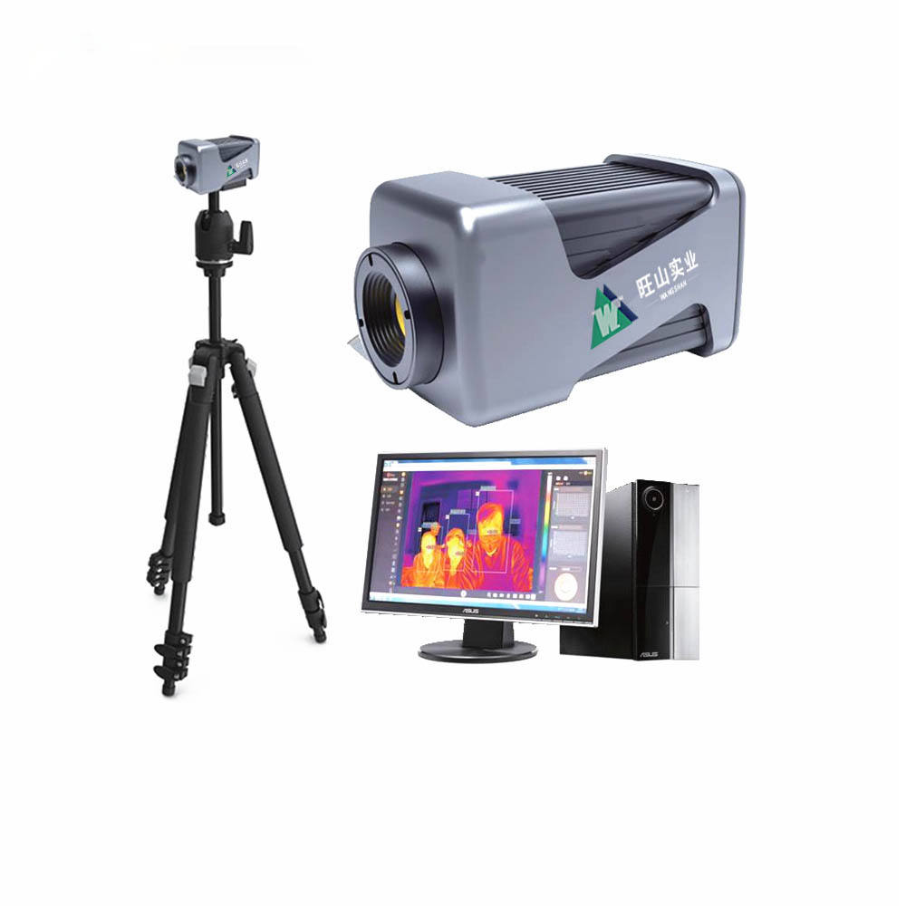Telecamera a infrarossi,Telecamera a infrarossi HT-18 Termocamera a infrarossi Strumento di misurazione della temperatura portatile con telecamera visiva,