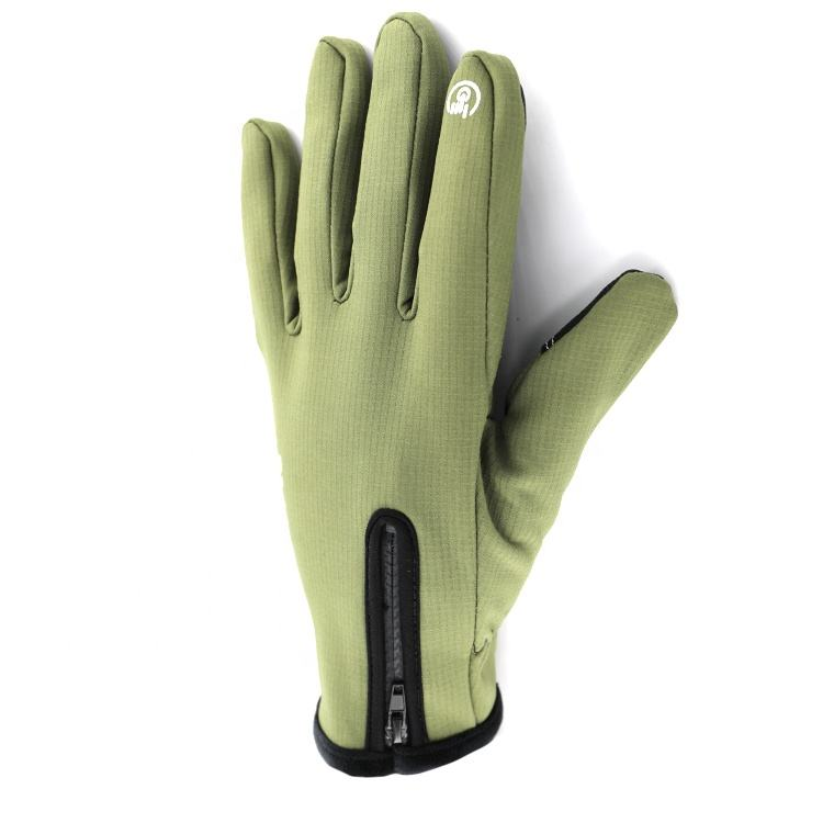 Winter Motorcycle Bike Touch Screen Climbing Riding Cycling Windproof Warm Hand Warm Thermal Gloves