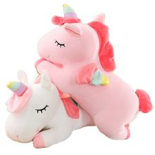 Plush Toy Manufacturer Unicorn Toys Soft Stuffed Animal Horse Plush Toys for girl friend