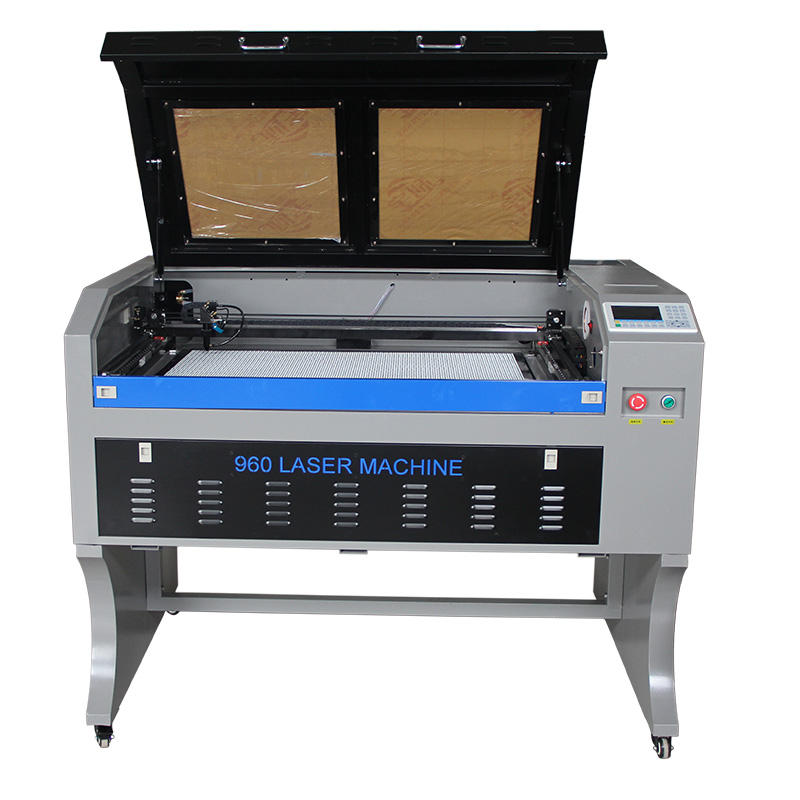 6090 laser cutter co2 100w wood cutting machine working precision 0.001mm