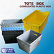 Stackable Moving PP Polypropylene Corrugated Plastic Hollow Board For Logistics Turnover Box Totes