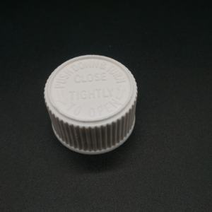 Standard size wide mouth good tightness air tight plastic cap for glass bottles