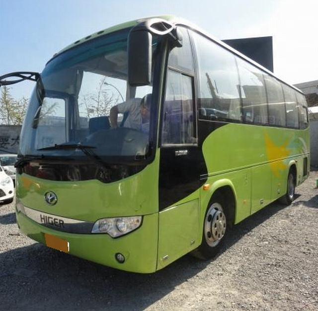 2013 Used Higer KLQ6856 Luxury Coach Bus, 35 39 45 51 55 65 Seats Aavailable for Sale