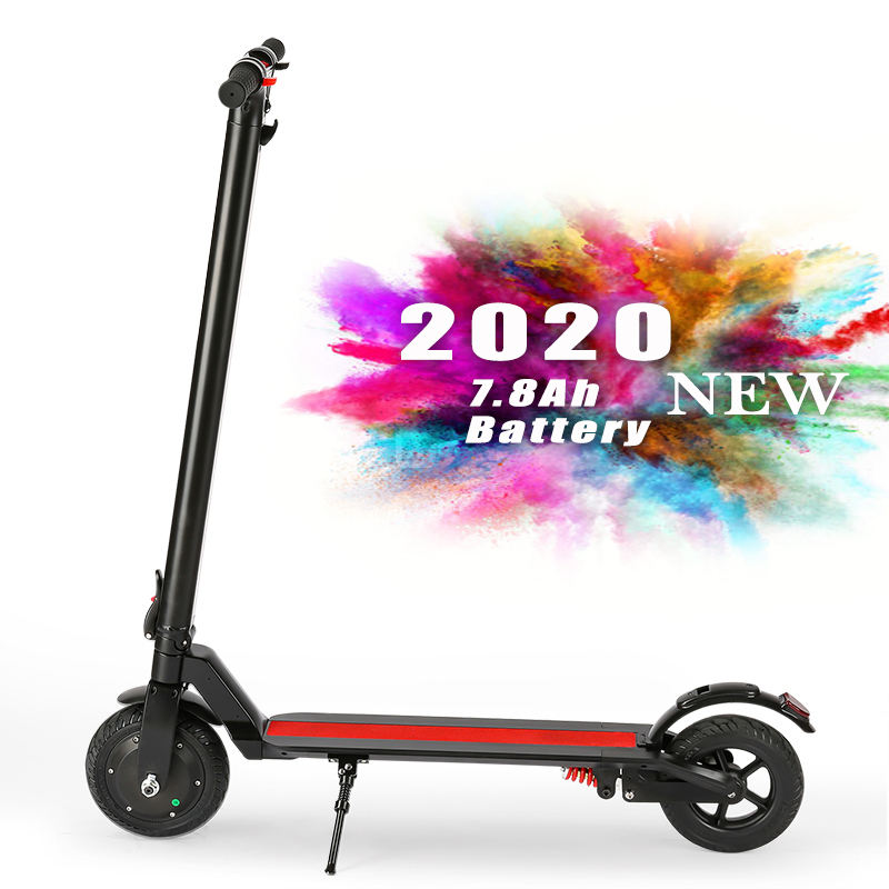 Professional Classic Kick Foot Electric Scooter Racing Factory From China