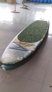 Tabla Surf ISUP Balap Papan Sup Selancar Angin Supboard