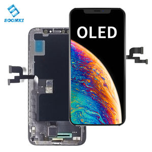 2020 phone lcd for iphone X XR XS Max screen replacement for iphone X XR XS mobile phone lcds for iphone X display ecran oled