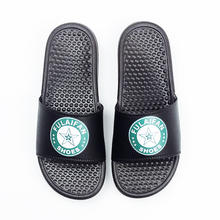 Wholesale Custom Massage Beach Sandals Slide Printing Slipper Sandals