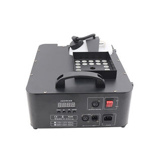 1500W DMX 512 Control LED Smoke Fog Machine For Stage Show
