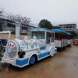 amusement park equipment adult kids outdoor train trackless mall train