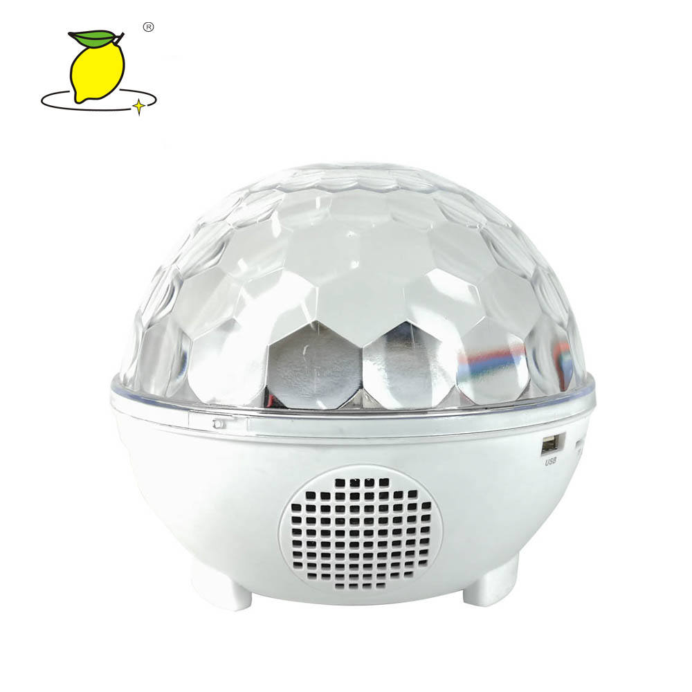 LED RGB STAGE DISCO Ball Light รีโมทคอนโทรลรถ PARTY Bar STAGE