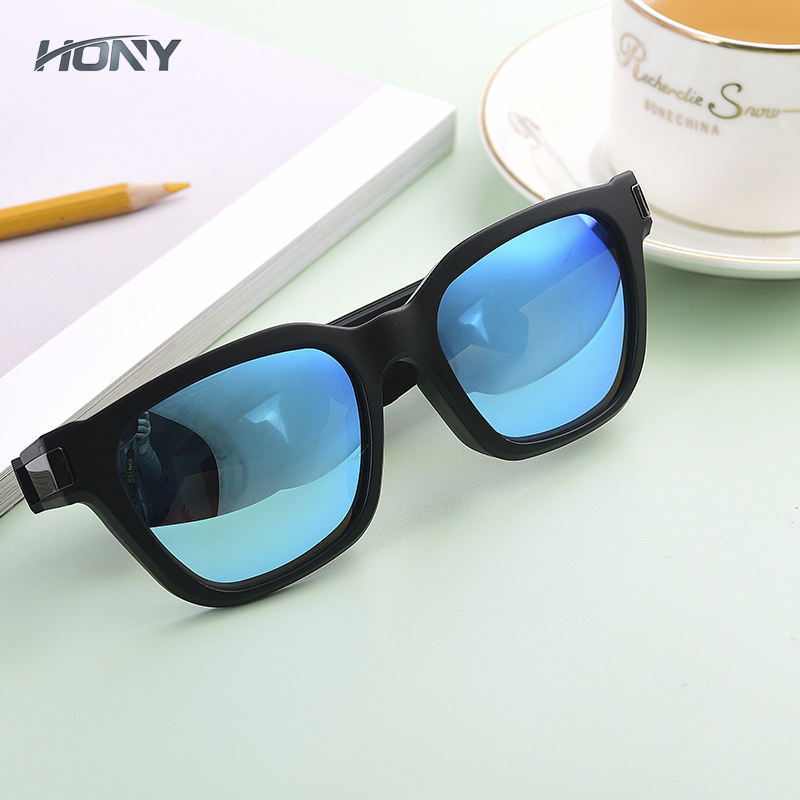 Music Glasses BT5.0 Smart Glasses Call Listen Music Earphone Glasses 2-in-1 Intelligent High-tech Sunglasses Suitable For Android And IOS