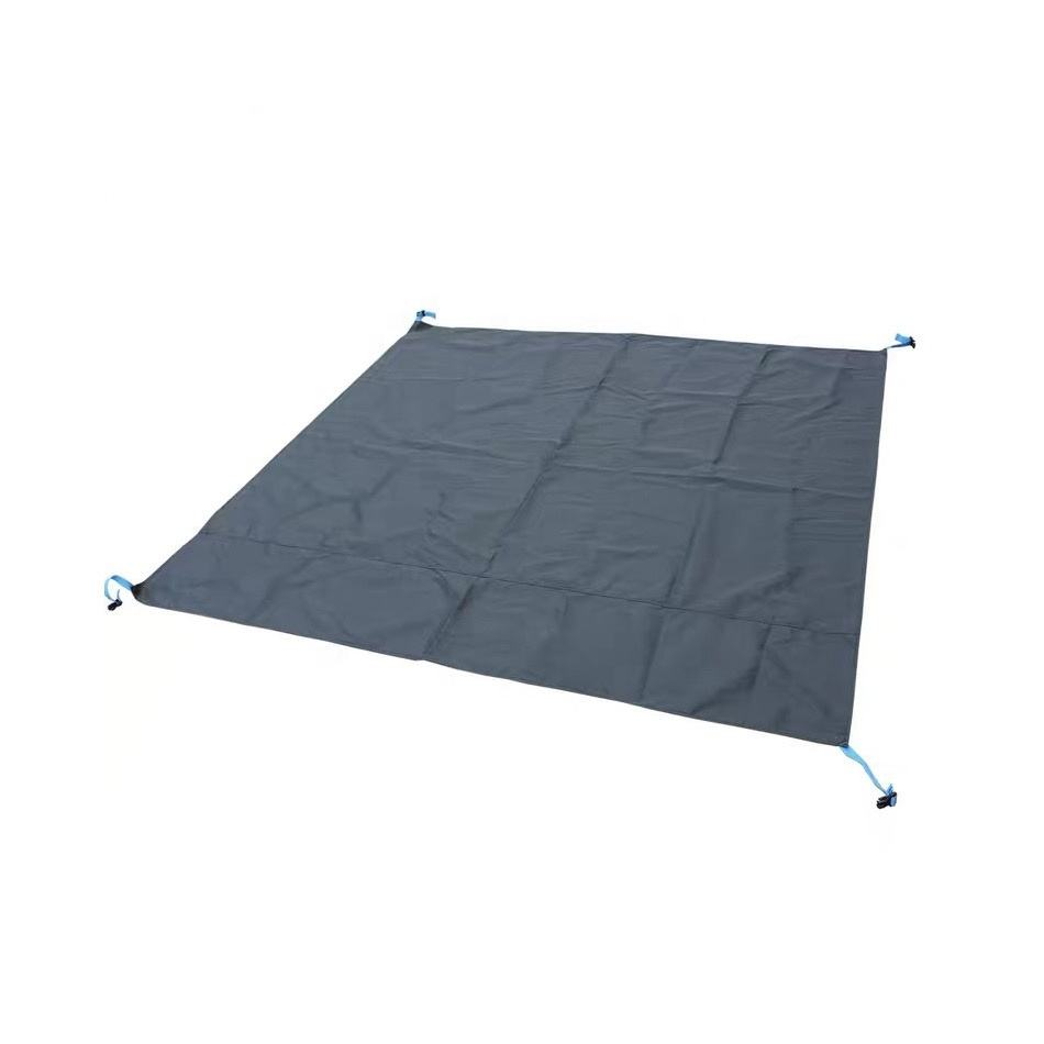 Multi-purpose sleeping in the floor mat 3-4 person abrasion resistant ground fabric