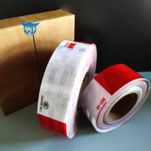 High visibility avery reflective tape self adhesive