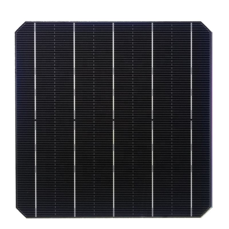 158.75*158.75mm Solar Cells 5bb Mono 22% 22.2% 23% Tab Wire Pv Cells In Good Price