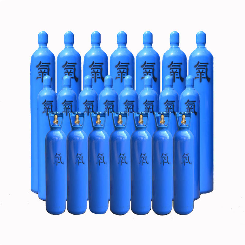 High Quality Oxygen bottle 2L 40L Oxygen Cylinder for Medical