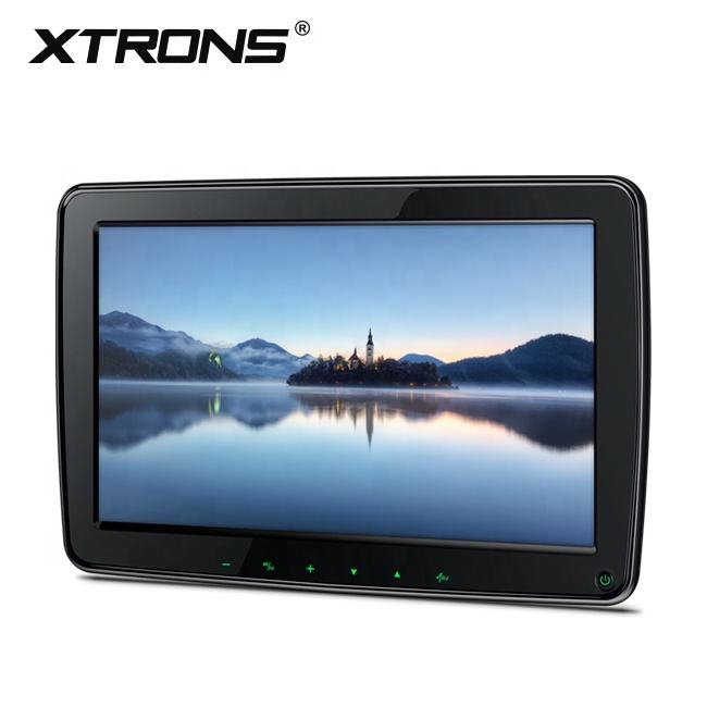XTRONS 11.6inch car video audio players Supports 32bits Games, aftermarket headrest, auto monitor