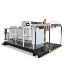 ZHQ-B Automatic Jumbo Roll Paper board Sheet Cutting Machine