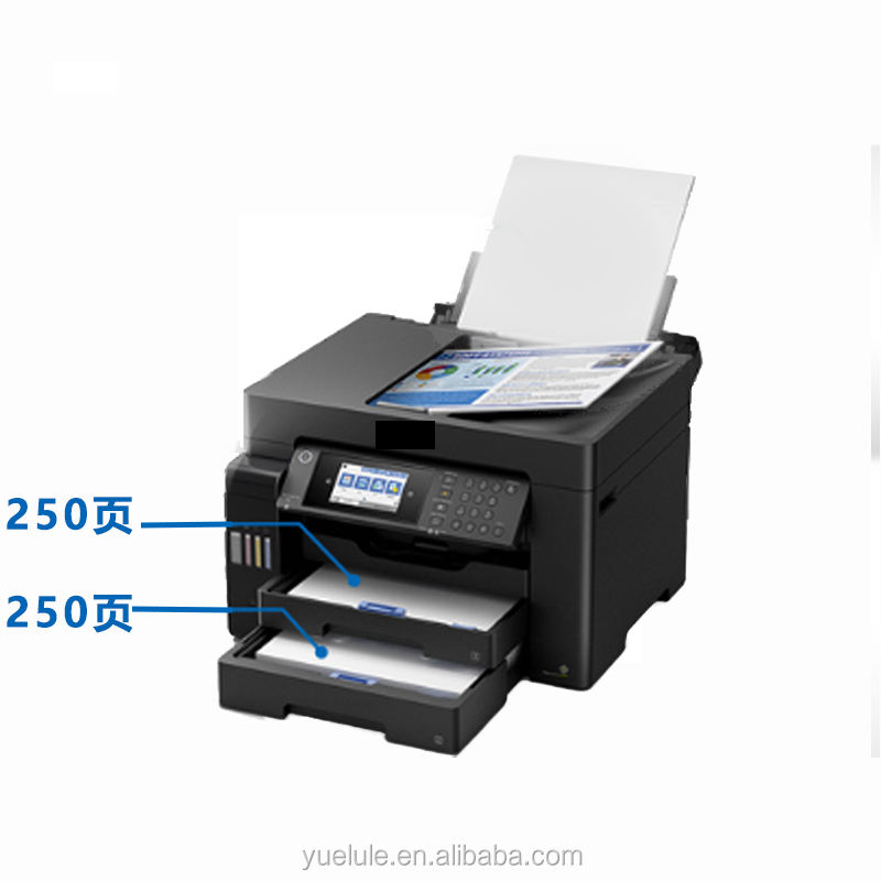 A3 all in one copier wholesale L15158 photo printer and cutter inkjet printers Ink bin integrated machine