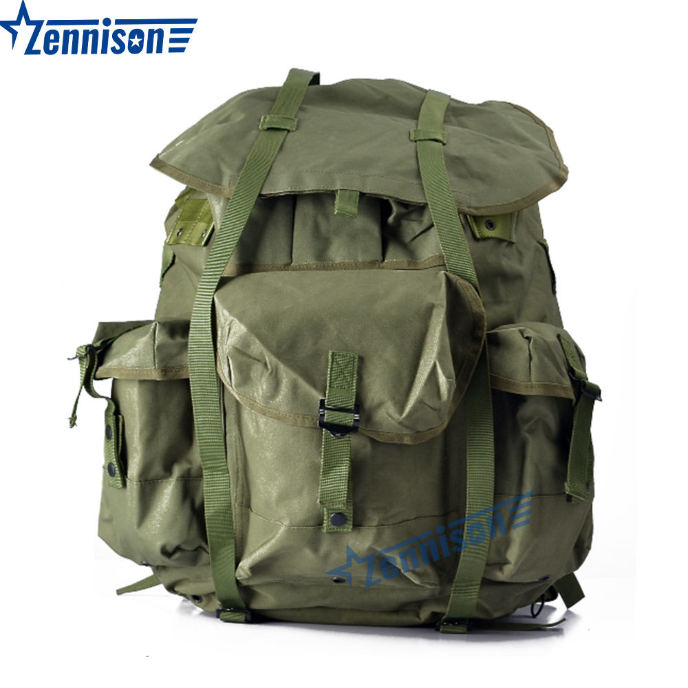 Army Use Alice Rucksack Waterproof Alice Backpack Outdoor Alice Bags with Frame