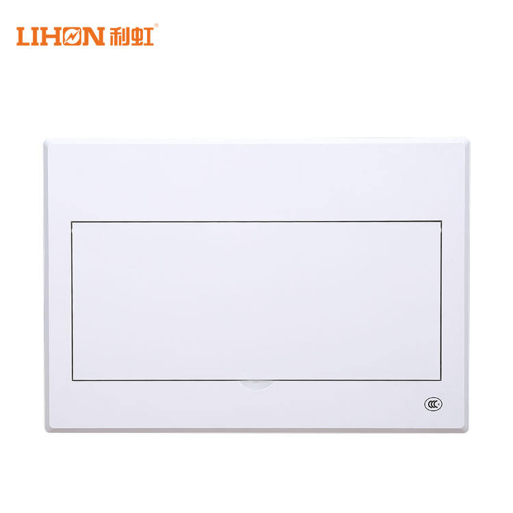 metal base plastic cover electrical distribution board