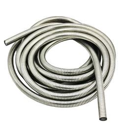 direct sales stainless steel protective casing stainless steel braided protective spring casing