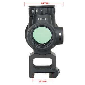Mini Reflex Sight 2.5 MOA Hunting Red Dot Phạm Vi HK2-0105