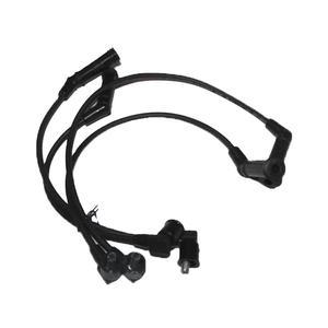 Spark Plug Wire Set Fits:OEM# 37A00 Santa Fe Sonata Tiburon Magnetis Optima 2.7L