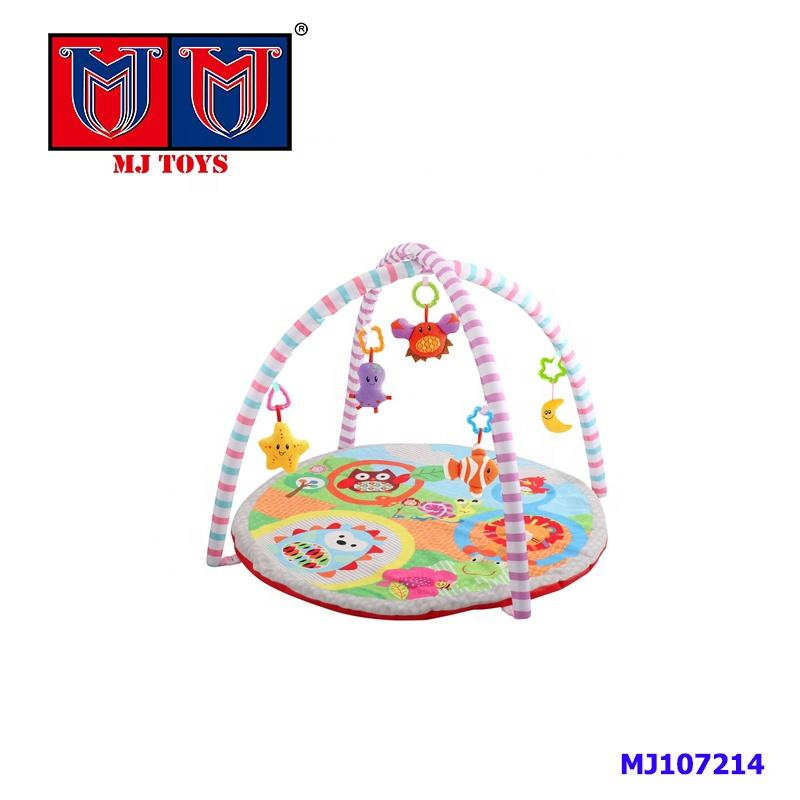 multi-functional activity flexible fabric baby mat gym for crawling