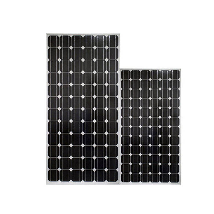 Factories Sell Direct Monocrystalline Silicon Mono Panels Solares