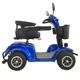 Electric Scooter Hot Sell 500w 4 Wheel Electric Folding Mobility Scooter For Disabled