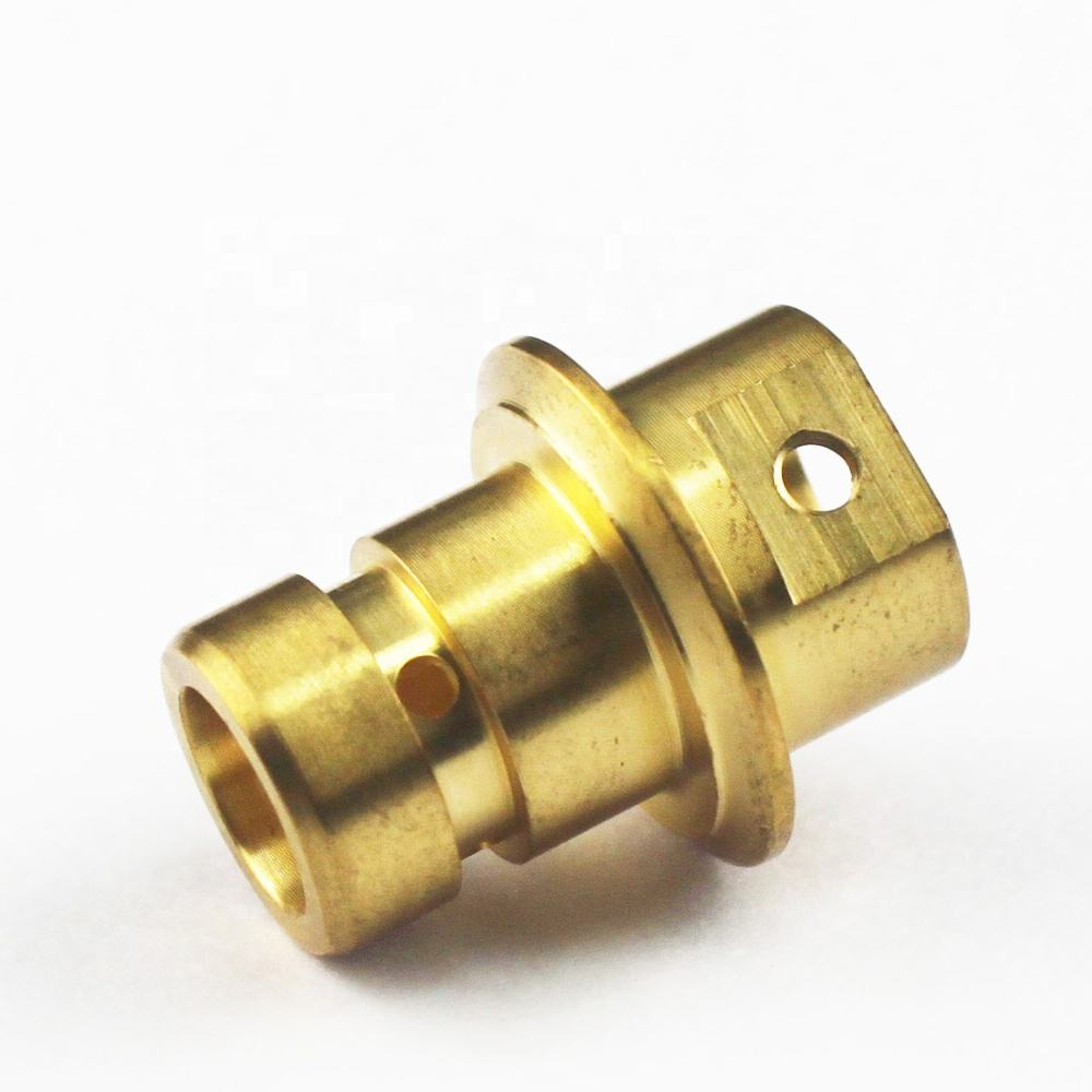 Manufacturing Mechanical Small Guitar Casting Custom Jewelry Buyers CNC Turning Brass Spare Parts
