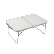 camping square white small lightweight banquet aluminum folding picnic table