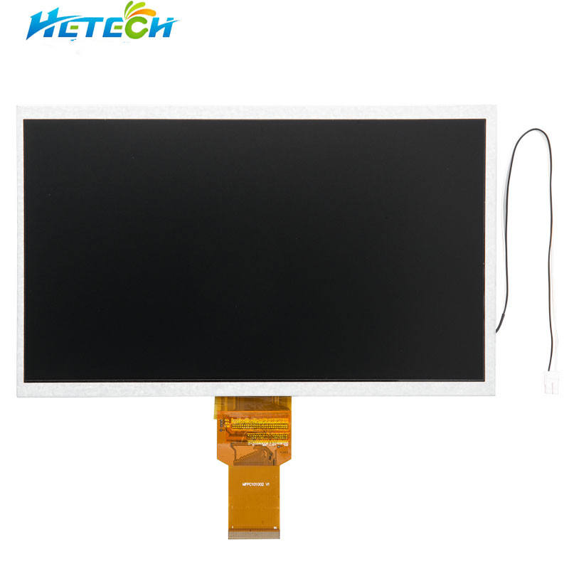 "Low MOQ 10.1"" TFT LCD with ROHS Certificate good quality and best price"