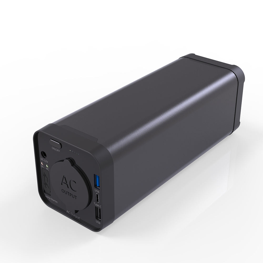 OEM/ODM Output AC 150Wh Power Bank 220 V Output untuk Printer/Lampu LED