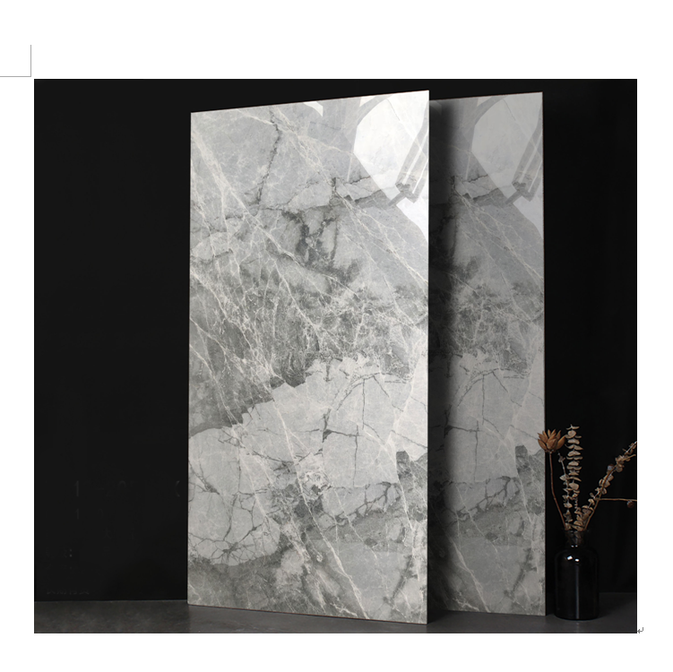 Natural Rock design marble porcelain polished tiles