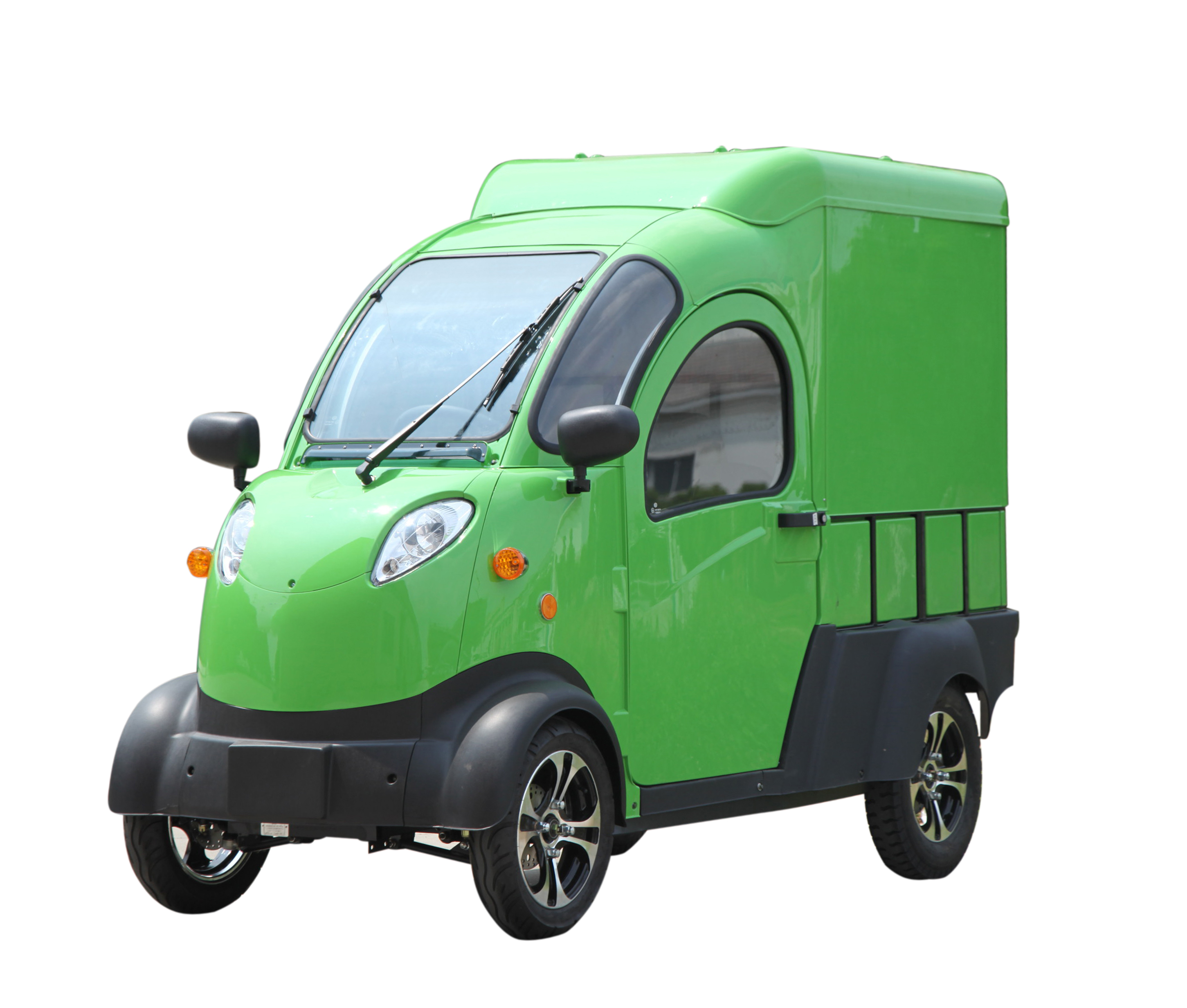 New 2020 China 60km 46km/h Cargo Box 0.78CB Van Delivery Family Electric Car