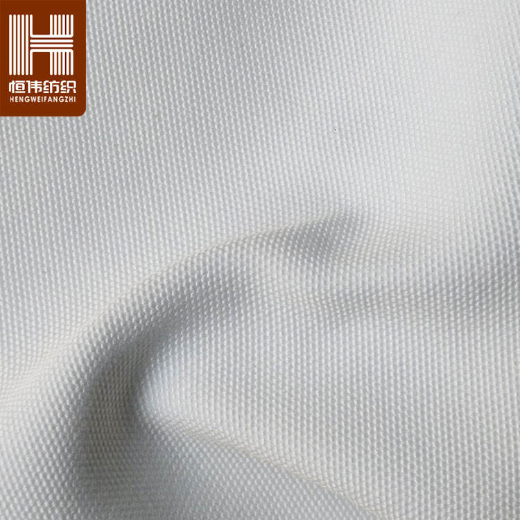 Good quality manufacturer solid plain woven dyed polyester fabric