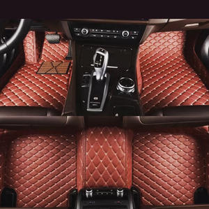 Customized 3D 5D High Quality Car Floor Mat