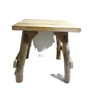 Natural primitive driftwood garden tables ,antique garden wooden tables