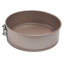 Round baking pan with lid removable bottom baking mold Cake  pan
