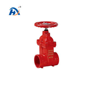 Xinhuafeng electric actuated gate valve high quality supplier
