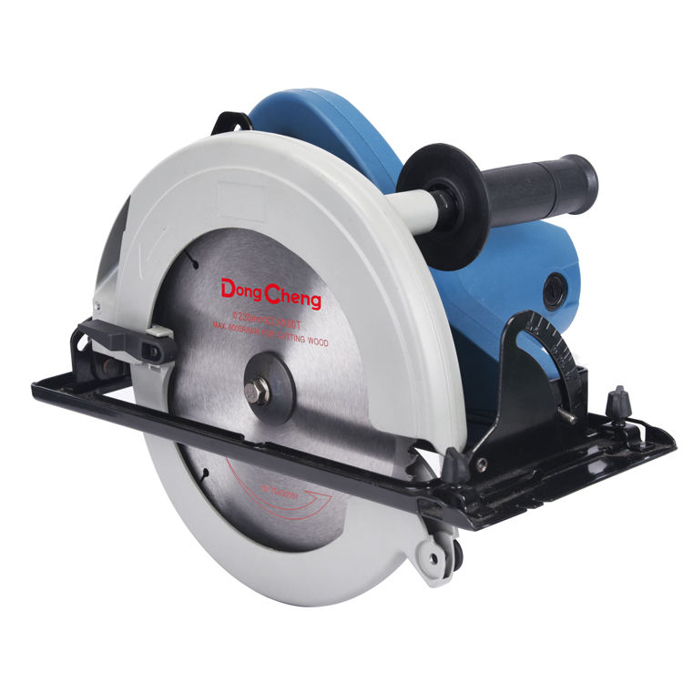 For wood/plastic/aluminum profiles, 235mm 2000w electric wood cutting circular saw