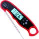 Food, Candy, Milk, Tea, BBQ, Gril Waterproof Digital Meat Super Fast Instant Read Thermometer BBQ Digital Thermometer