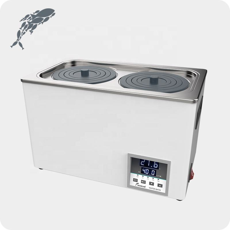 JOAN Laboratory Digital Display Thermostatic Water Bath with 2 Openings