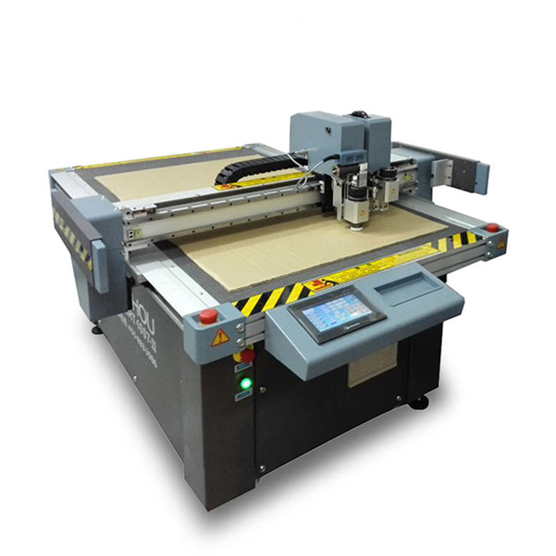 Full automatic cnc gasket cutting machine by blades