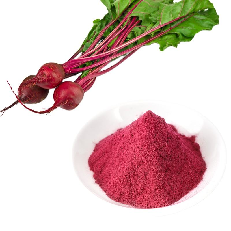 Factory supply natural food additives beet root extract powder