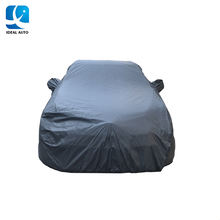 Factory manufacturer UV Protection 100% Waterproof car windscreen sunshade car cover sun visor